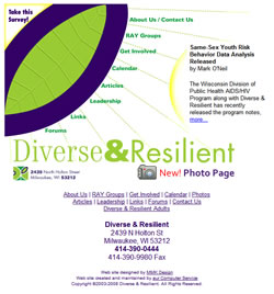 Diverse and Resilient