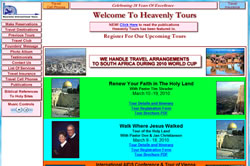 Heavenly International Tours